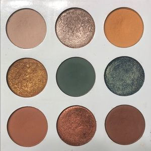 Kylie Cosmetics Makeup - Kylie Cosmetics Blue Honey Palette